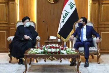 آیت الله رییسی: مناسبات اقتصادی ایران و عراق باید توسعه پیدا کند
