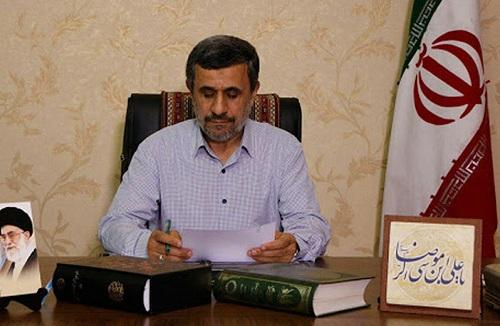نامهنگاری احمدینژاد با بنسلمان و گوترش