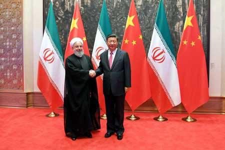 کیهان: توافق ایران و چین، ترکمنچای نیست