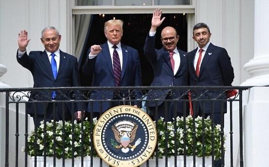 امارات: اقدامات ایران، ما را به اسراییل نزدیک کرد