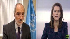 سوریه: در انتظار کمک ایران برای بازسازی هستیم