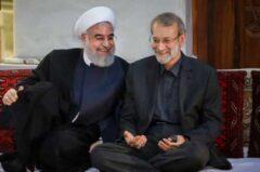با علی لاریجانی – حسن روحانی تا ۱۴۰۴؟