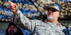 استقرار یگانهای سپاه در مرز درگیری در قرهباغ