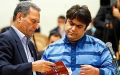 فیلم جلسه دوم دادگاه رسیدگی به پرونده روح الله زم