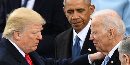 ترامپ از پذیرش نتیجه انتخابات عقبنشینی کرد