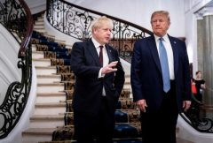 مزدوری انگلیس برای کاخ سفید