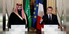 مکرون: عربستان باید بخشی از توافق با ایران باشد!