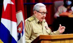 کنارهگیری رائول کاسترو از رهبری حزب کمونیست