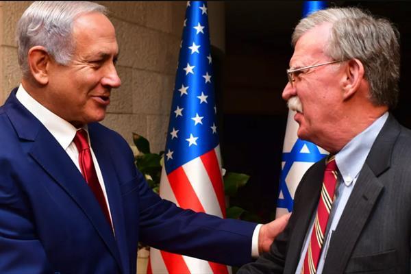 اسرائیل، پشت پرده جنجال جدید بولتون علیه ایران