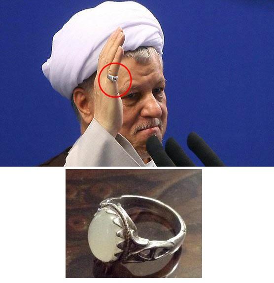 راز انگشتر کوچک مرحوم آیتالله هاشمی
