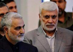 لحظه به شهادت رسیدن سردار سلیمانی در فرودگاه بغداد (فیلم)