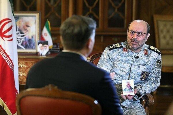 پاسخ ایران به آمریکا، قطعا واکنشی نظامی خواهد بود