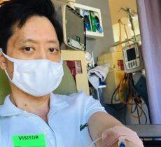 پسر در تبعید پادشاه تایلند از بیماری لاعلاج خود در نیویورک می گوید