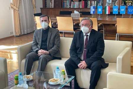 ایران و روسیه درباره ازسرگیری مذاکرات وین گفتگو کردند