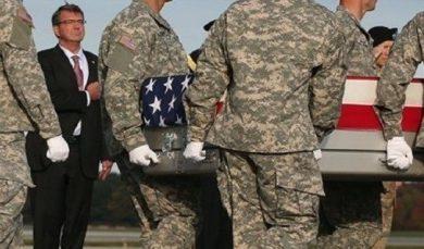 القا حمله نظامی آمریکا با چه هدفی؟