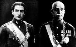 کارنامه وطنفروشی پهلویها