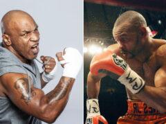 مبارزه مایک تایسون ۵۳ ساله و روی جونز جونیور ۵۱ ساله مساوی شد + ویدیو