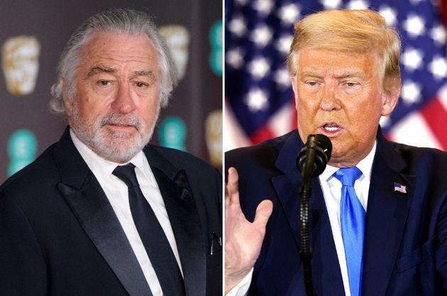رابرت دنیرو: ترامپ دیگری هم سطح با موسولینی و هیتلر در راه است