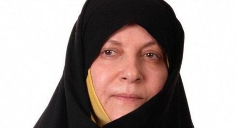 تصاویر مراسم تدفین پیکر مرحومه فاطمه رهبر
