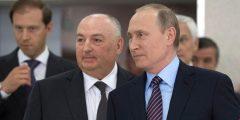 دوست نزدیک پوتین و نتانیاهو؛ بانی کنفرانس سالگرد هولوکاست!