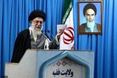 نمازجمعه این هفته تهران به امامت رهبر انقلاب اقامه میشود