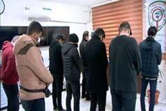 دستگیری بیش از ۳۰ نفر از فعالان سایتهای شرط بندی (فیلم)