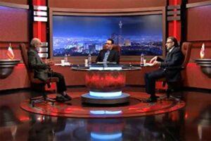 مناظره حسین شریعتمداری و صادق خرازی در برنامه «نگاه یک»