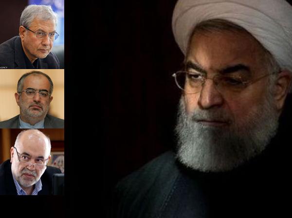 آقای روحانی! بی تعلل، آشنا، ربیعی و عابدزاده را برکنار و به دادگاه معرفی کنید