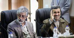 کنایه شدیدالحن محمود احمدی نژاد به سخنان غلامعلی حداد عادل +نقل خاطره