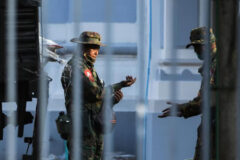 ارتش میانمار قدرت را به دست گرفت