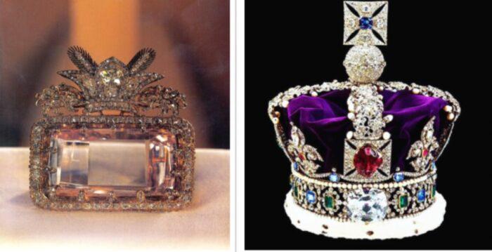 سرگذشت سه الماس تاریخی ایران