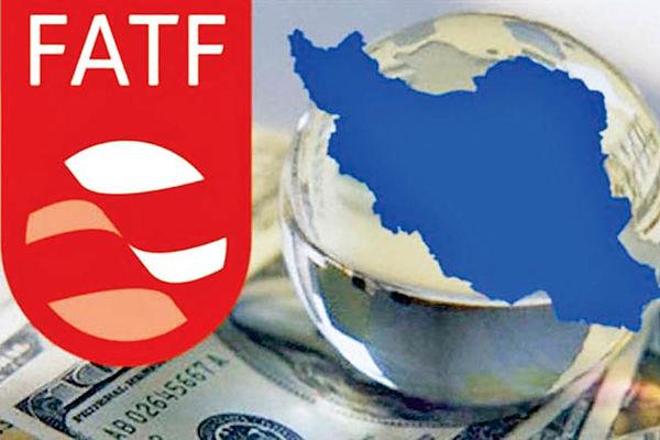 FATF، ایران را در فهرست سیاه نگه داشت