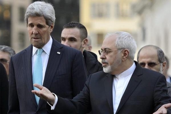 توضیح «جان کری» درباره اتهام تماس با ایران