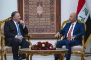 پیام پمپئو به ایران از بغداد: ما جدی هستیم