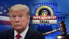 در اولین جلسه استیضاح دونالد ترامپ در مجلس سنا چه گذشت؟