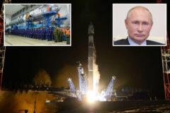 آزمایش سلاح فضایی جدید روسیه برای ساقط کردن ماهواره های دشمن در فضا