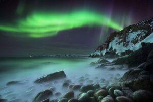آثار برگزیده مسابقه عکاسی از شفق قطبی در سال ۲۰۲۰