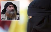 «ام سیاف»؛ مدیر حرمسرای «ابوبکر البغدادی» که مخفیگاه او را لو داد