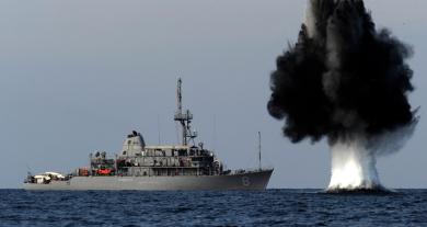 «مین دریایی»؛ هر آنچه که باید در مورد بازدارنده ترین سلاح نبردهای دریایی بدانید