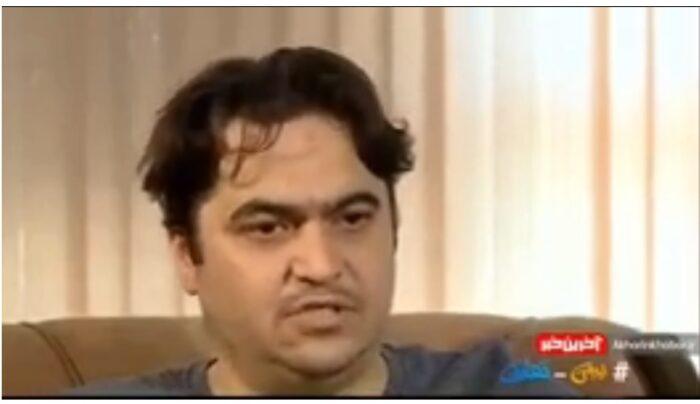 فیلم/مصاحبه خبر ۲۰:۳۰ سیما با «روح الله زم» پیش از اجرای حکم اعدام