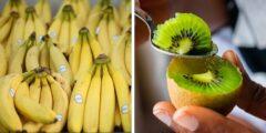میوه هایی که نمی دانستید پوست شان هم خوردنی است
