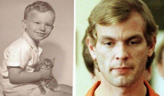 ۱۲ عکس از دوران بچگی بی رحم ترین و سنگدل ترین انسان های تاریخ