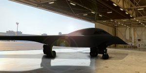 B-21 Raider؛ انتشار اولین تصاویر از بمب افکن پنهانکار ۶۵۰ میلیون دلاری ایالات متحده