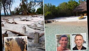تفرجگاه کریستیانو رونالدو و دانیل کریگ در جزایر بهشتی موزامبیک بدست داعش افتاد