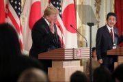 ترامپ در ژاپن: دنبال تغییر حکومت در ایران نیستیم
