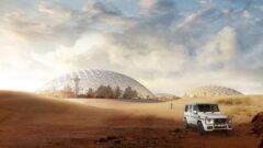 پروژه جاه طلبانه امارات برای سکونت در مریخ در ۱۰۰ سال آینده