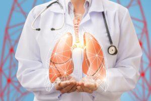 نشانه های عفونت ریه