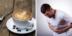 چرا قهوه معده بعضی افراد را به هم می ریزد؟