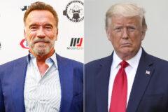 آرنولد شوارتزنگر در پیامی ویدیویی دونالد ترامپ را «بدترین رییس جمهور تاریخ» نامید