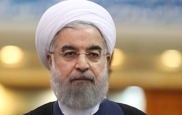 روحانی پیام تسلیت داد/ مسئولان تلاش خود را مضاعف کنند